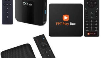 Top 4 Android TV Box bán chạy nhất hiện nay