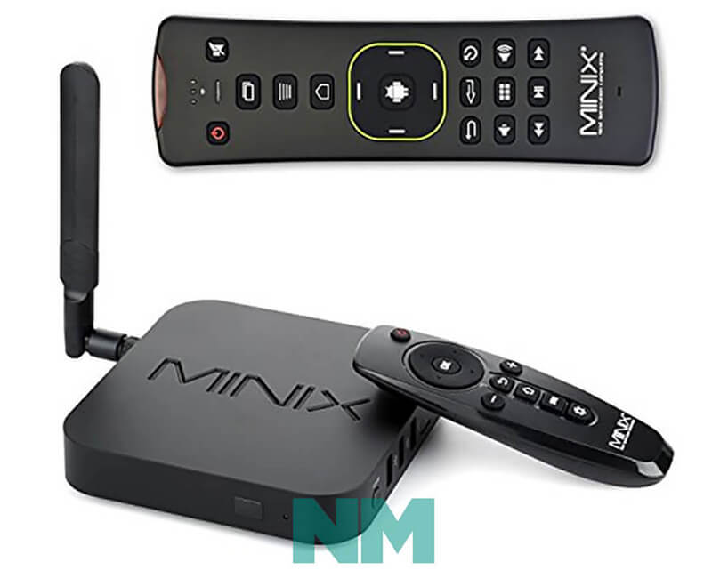 Android TV Box Streaming Media Player MINIX NEO U9 t Ultra 4K HD 64-bit