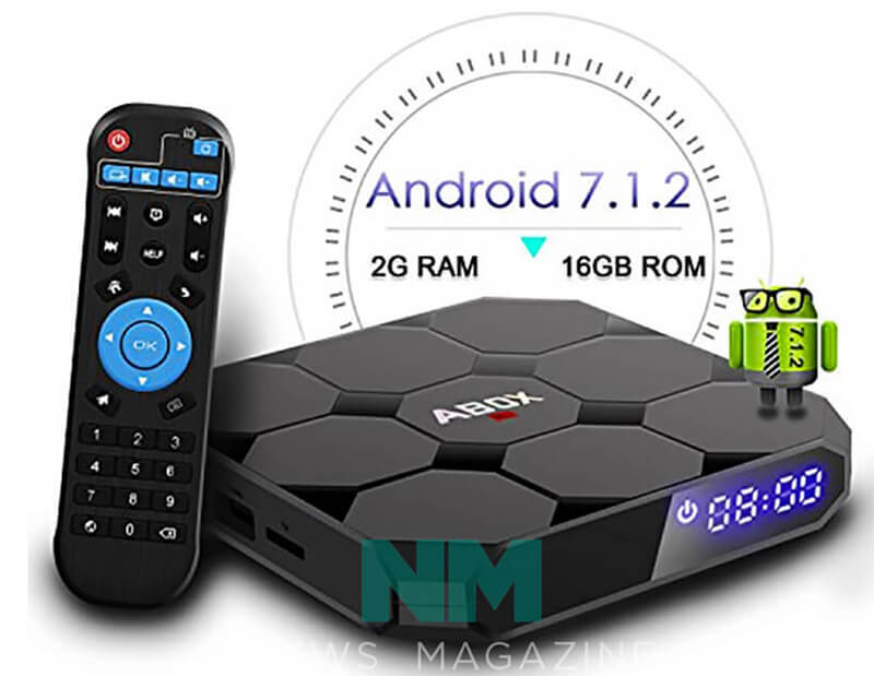 Android TV Box GooBang Doo Abox