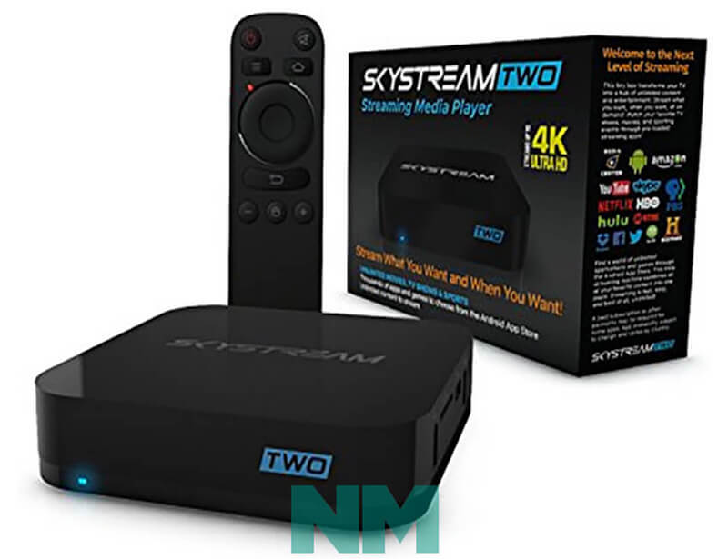SkyStream TWO Streaming Media Player