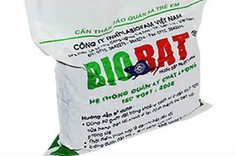 Thuốc diệt chuột sinh học Biorat