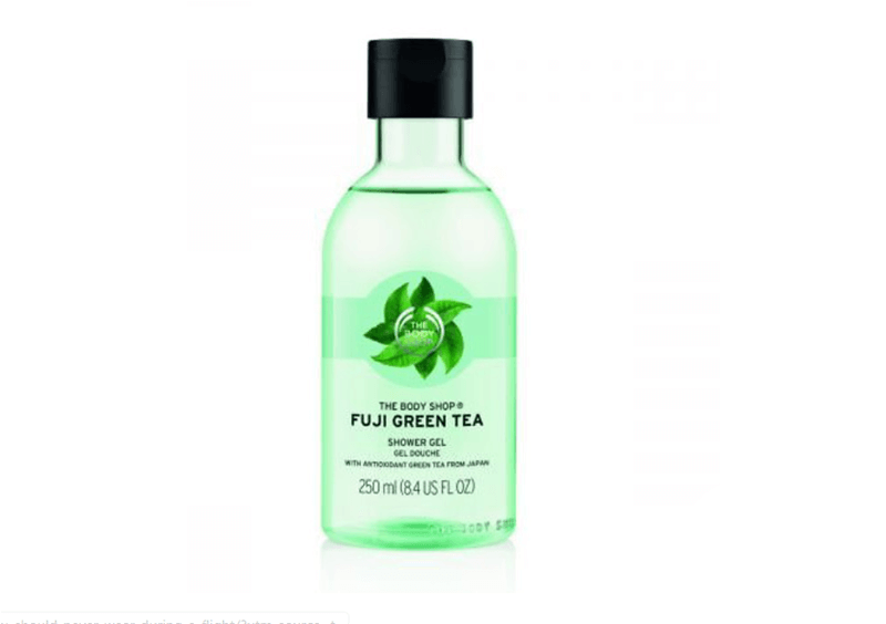 The Body Shop Fuji Green Tea Body Wash