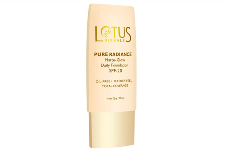 Lotus Pure Radiance Foundation