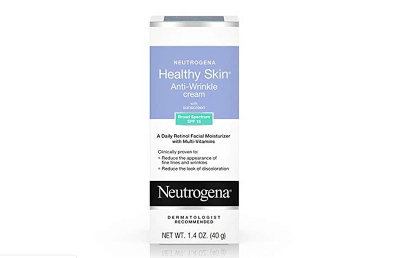 Neutrogena Healthy Skin Anti-Wrinkle Cream With SPF 15