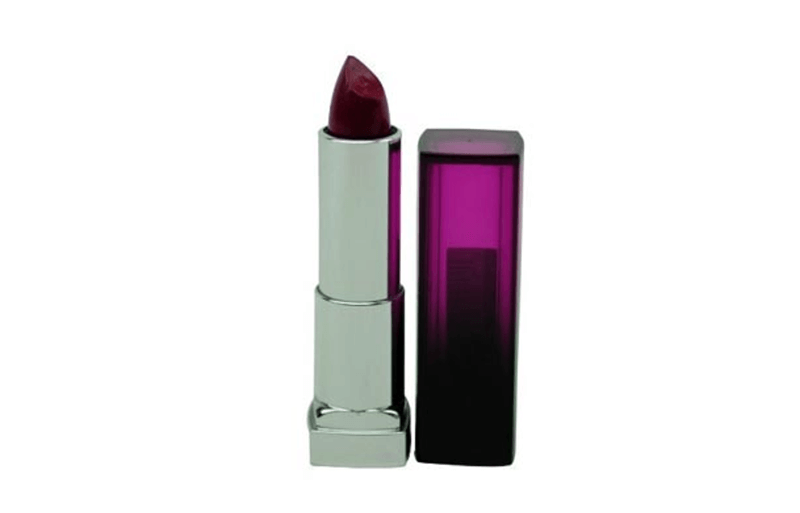 Maybelline Color Sensational Jewels Refined Wine Lipstick
