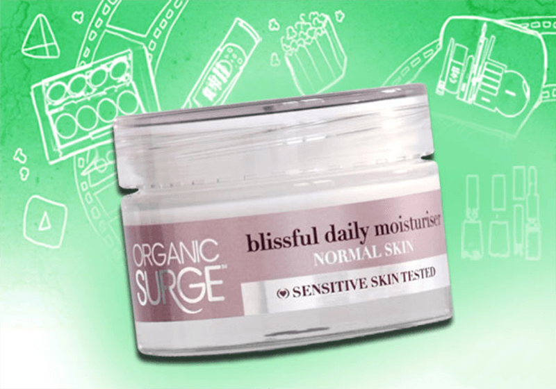 Organic Surge Blissful Daily Moisturizer