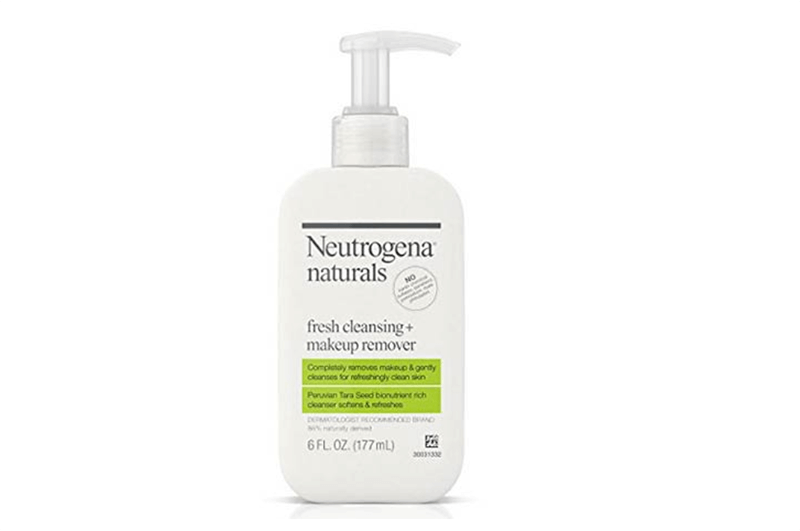 Neutrogena Natural Fresh Cleansing + Makeup Remover