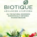 Mỹ phẩm chăm sóc da và tóc Biotique