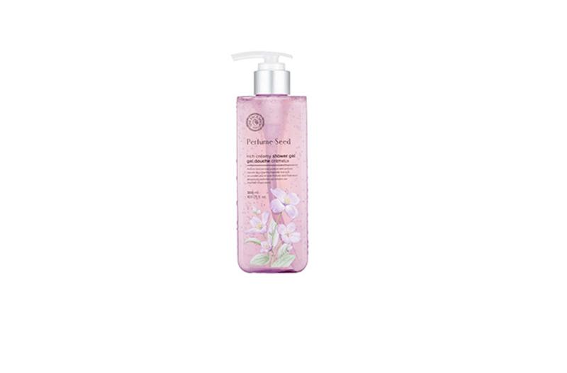 The Face Shop Perfume Seed Rich Cream Shower Gel