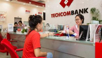 Cách vay tiền ngân hàng Techcombank