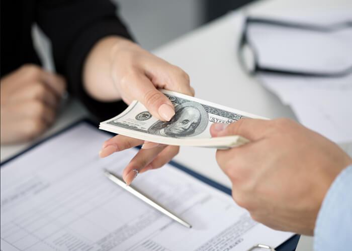 cách vay tiền ngân hàng không cần thế chấp