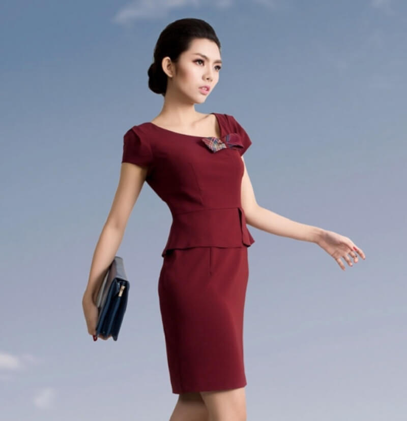 Đầm công sở nữ không gò bó mà còn thoải mái và quyến rũ