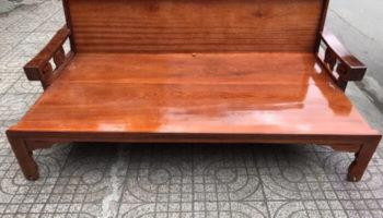Ghế kéo thành giường bằng gỗ là gì và những thông tin cần biết