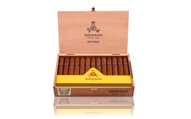 Montecristo là cái tên không thể thiếu trong danh sách xì gà Cuba chất lượng